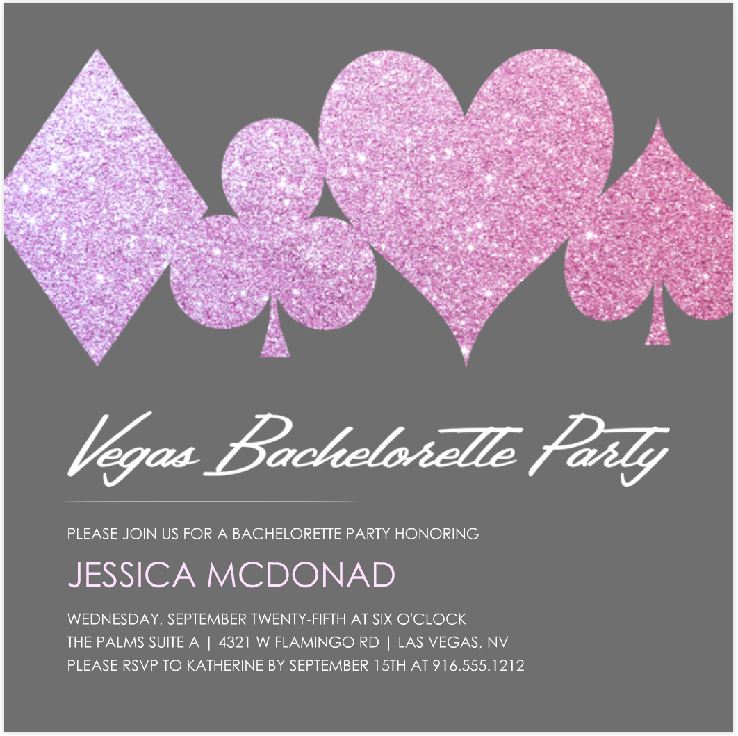 Bachelorette Party Invitation Ideas Beautiful Bachelorette Party Ideas and Invitations