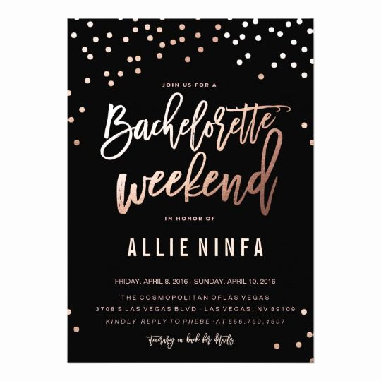Bachelorette Party Invitation Ideas Beautiful Best 25 Wedding Weekend Itinerary Ideas On Pinterest
