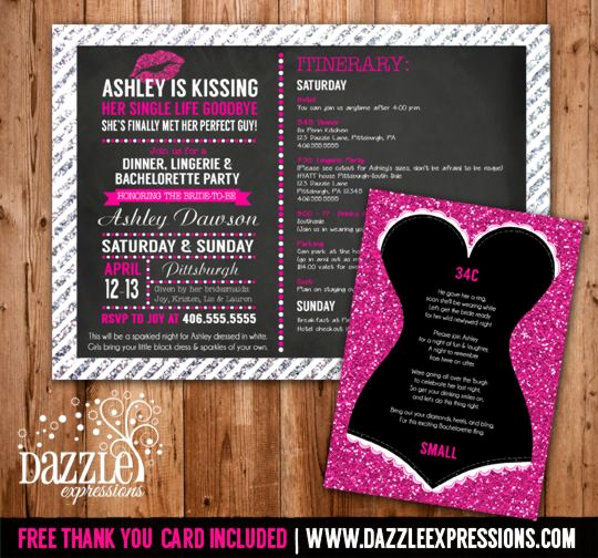 Bachelorette Party Invitation Ideas Fresh 1000 Ideas About Bachelorette Party Invitations On