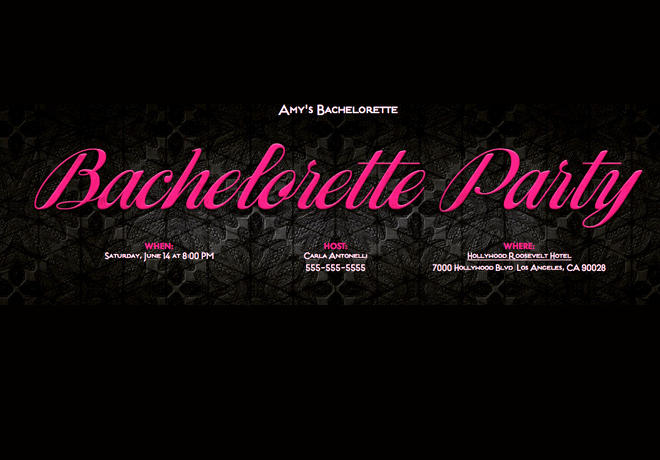 Bachelorette Party Invitation Ideas Fresh Bachelorette Party Invitation Ideas Evite