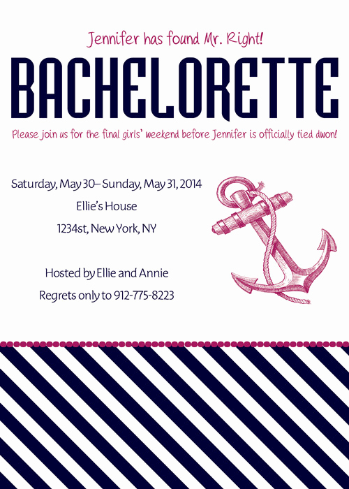 Bachelorette Party Invitation Ideas Fresh Bachelorette Party Invitations – Inexpensive Bachelorette