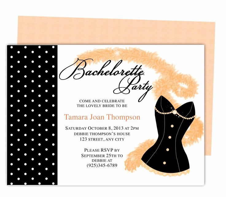 Bachelorette Party Invitation Template Inspirational 32 Best Bachelorette Party Invitations Images On Pinterest