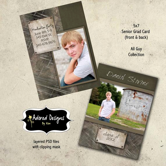 Back Of Graduation Invitation Best Of Items Similar to Instant Download Masculine Graduation