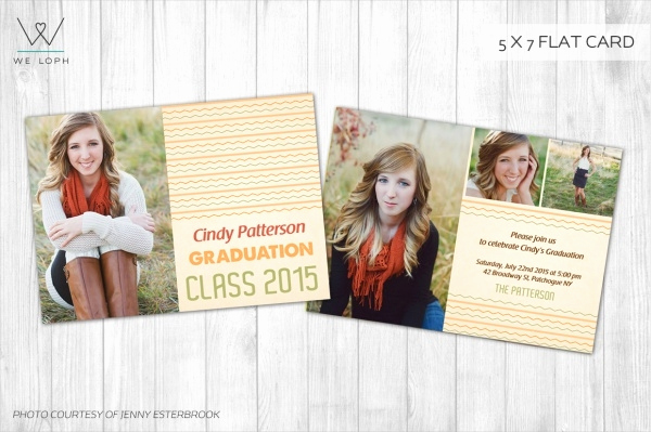 Back Of Graduation Invitation Lovely 25 Graduation Card Designs Psd Vector Eps Jpg Downloa