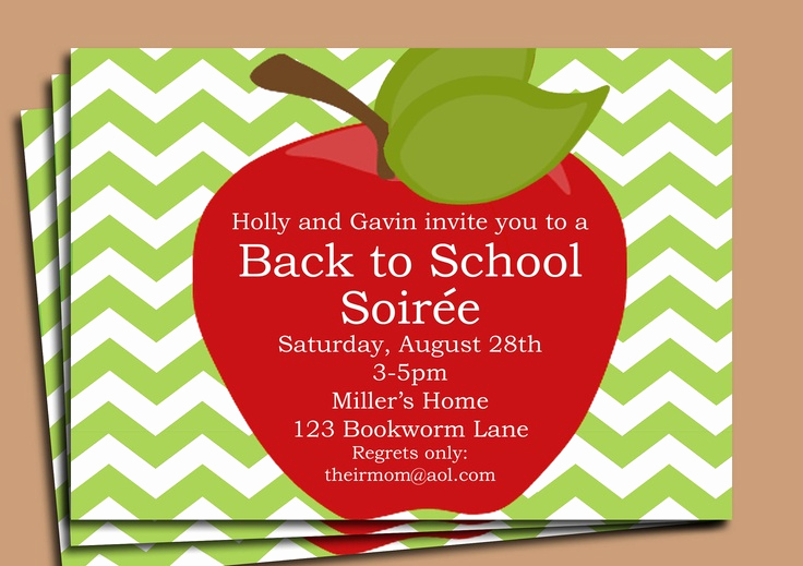 Back to School Party Invitation Awesome 17 Best Images About Barbecue Invitations On Pinterest