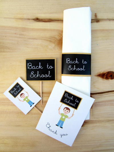 Back to School Party Invitation Best Of Free Back to School Printables From Love Party Printables