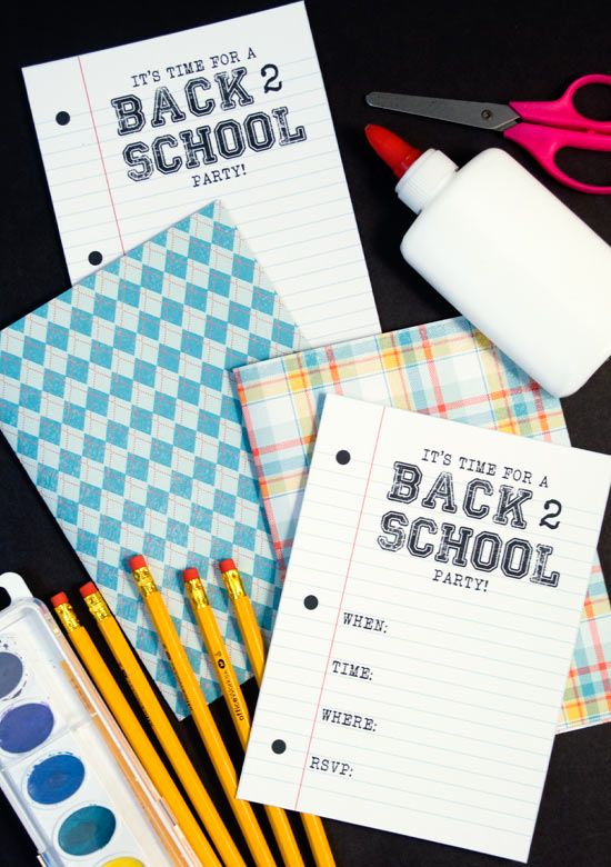 Back to School Party Invitation Fresh 17 Best Images About Barbecue Invitations On Pinterest