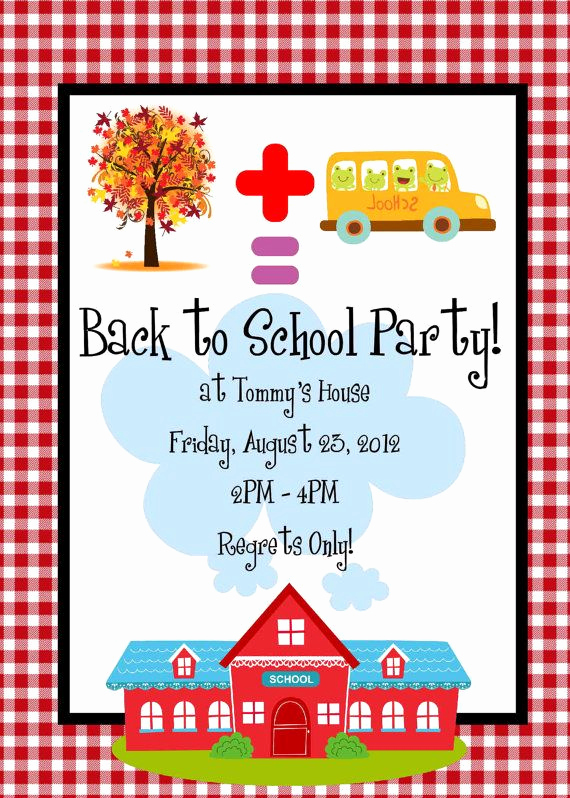 Back to School Party Invitation New 1000 Images About School is for Smarties On Pinterest
