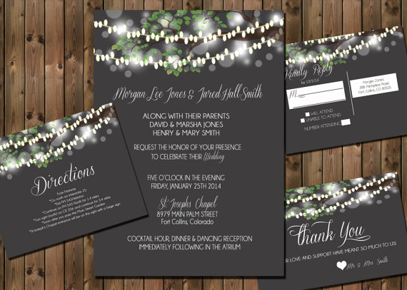Backyard Wedding Invitation Wording Awesome Best 25 Outdoor Wedding Invitations Ideas On Pinterest