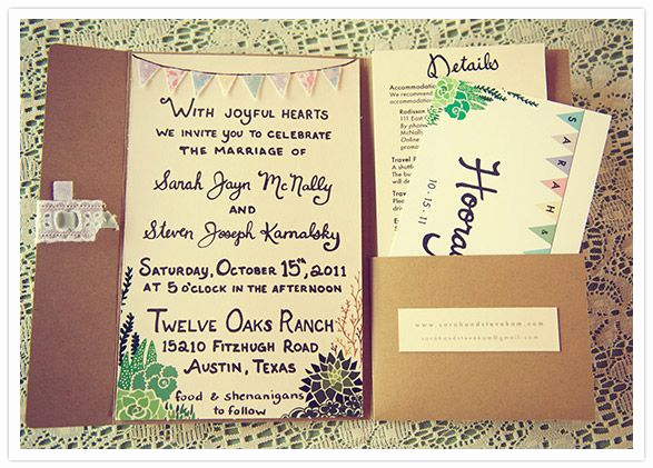 Backyard Wedding Invitation Wording Beautiful Homemade Invitations Invitation