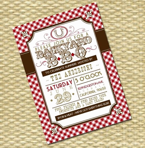 Backyard Wedding Invitation Wording Best Of 15 Best Wedding theme Bbq Barbecue Images On Pinterest