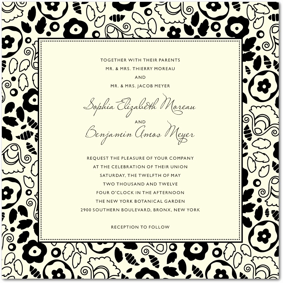 Backyard Wedding Invitation Wording Best Of Letterpress Wedding Invitations Backyard Chic