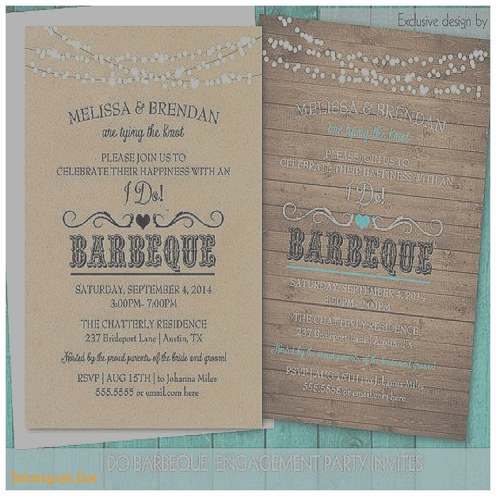 Backyard Wedding Invitation Wording Fresh Backyard Wedding Invitation Wording