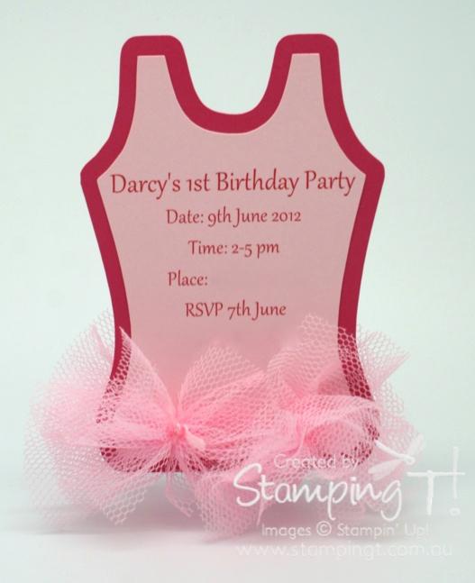 Ballerina Tutu Invitation Template Lovely Ballerina Birthday