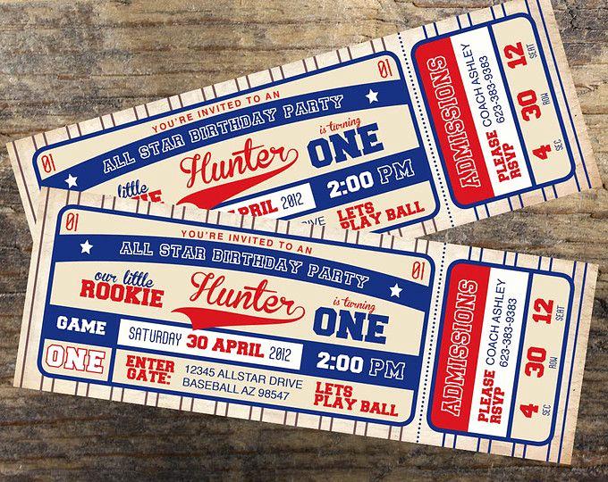 Baseball Invitation Template Free Fresh Best 25 Baseball Invitations Ideas On Pinterest
