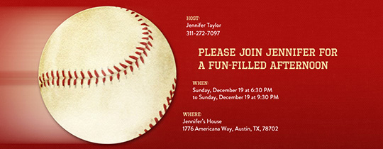 Baseball Ticket Invitation Template Free Fresh Free Baseball Invitations Ticket Designs & More Evite