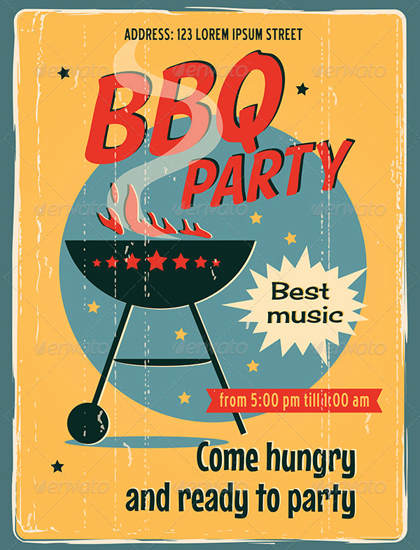 Bbq Invitation Template Word Fresh 52 Bbq Invitation Templates Psd Vector Eps Ai