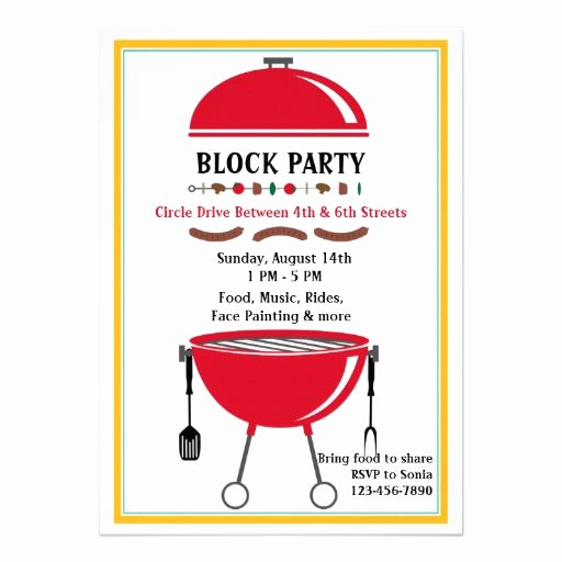 bbq and summer invites by fun zazzlers