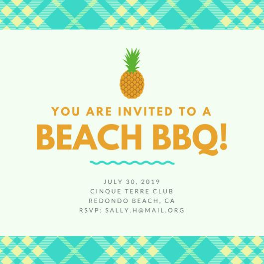 Beach Party Invitation Template Beautiful 40 Beach Party Ideas Canva