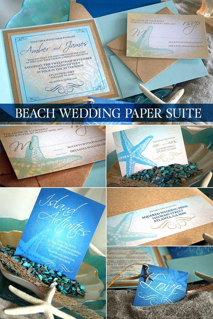 Beach Wedding Invitation Ideas Elegant Beach Wedding Invitation Sample Destination Wedding