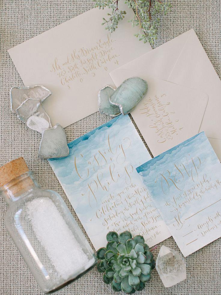 Beach Wedding Invitation Ideas Lovely Best 25 Beach Wedding Invitations Ideas On Pinterest