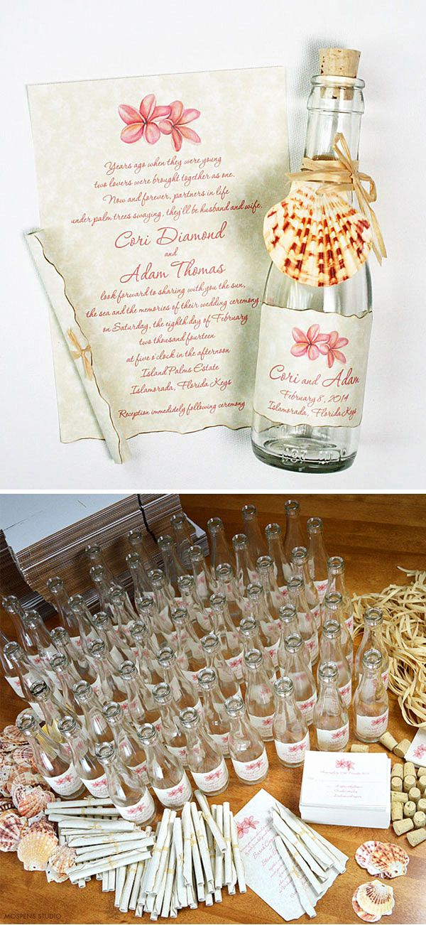 Beach Wedding Invitation Ideas Unique 17 Best Ideas About Beach Wedding Invitations On Pinterest