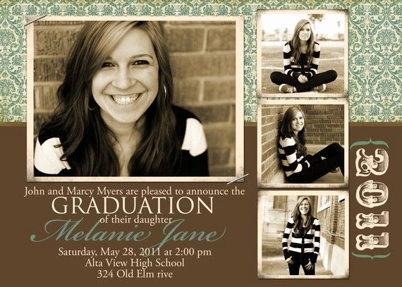 Best Graduation Invitation Designs Unique 144 Best Yearbook Senior Ad Inspiration Images On