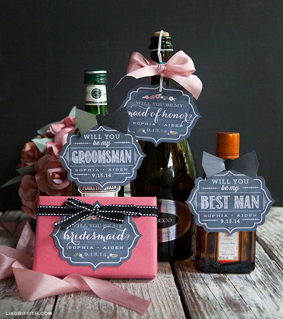 Best Man Invitation Ideas Lovely Will You Be My Maid Of Honour Bridesmaid Best Man