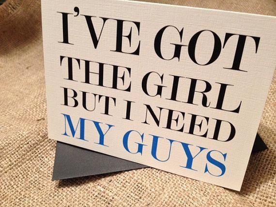 Best Man Invitation Ideas New 25 Best Ideas About Groomsmen Invitation On Pinterest