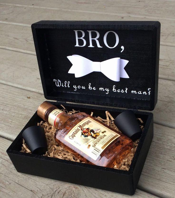 Best Man Invitation Ideas Unique Best 25 Groomsmen Invitation Ideas On Pinterest