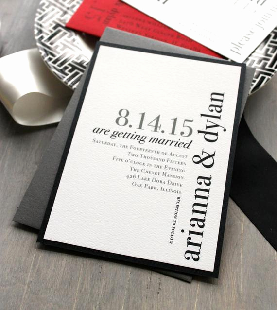 Best Wedding Invitation Designs Beautiful Modern Wedding Invitations Wedding Invitation Urban Chic
