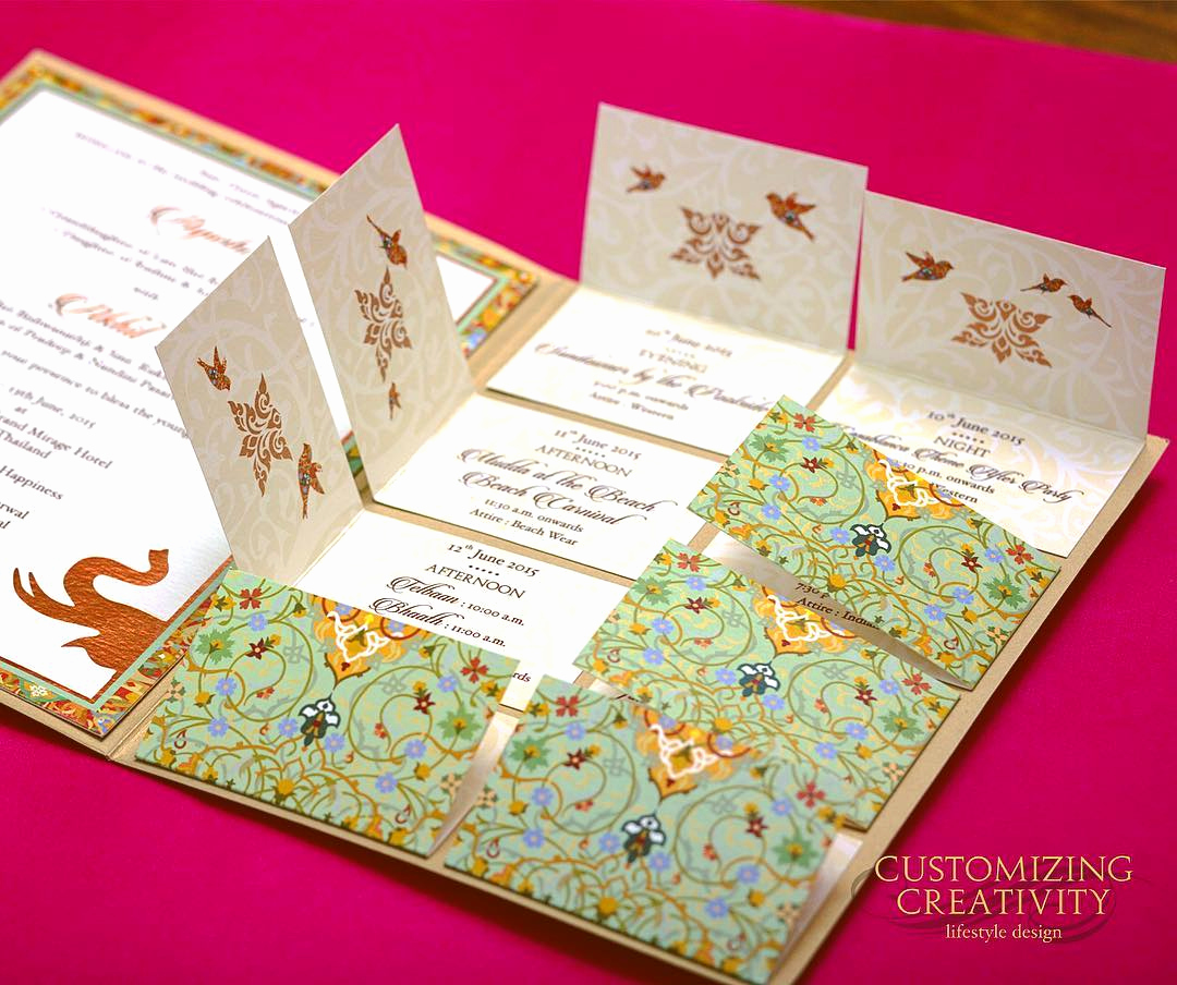 Best Wedding Invitation Designs Inspirational 20 Unique & Creative Wedding Invitation Ideas for Your