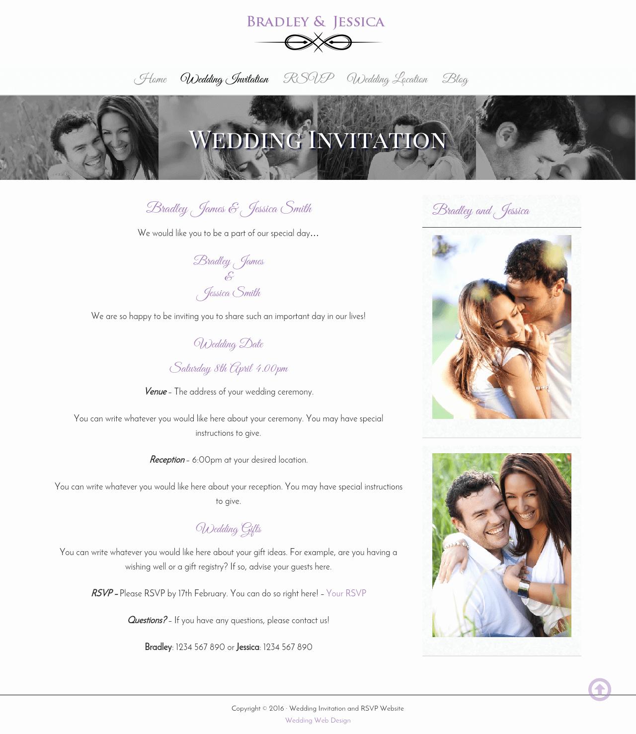 Best Wedding Invitation Sites Awesome Wedding Invitation and Wedding Gallery Websites