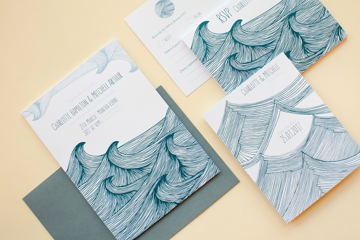 Best Wedding Invitation Sites Fresh Planning Your Summer Beach Wedding Stationery