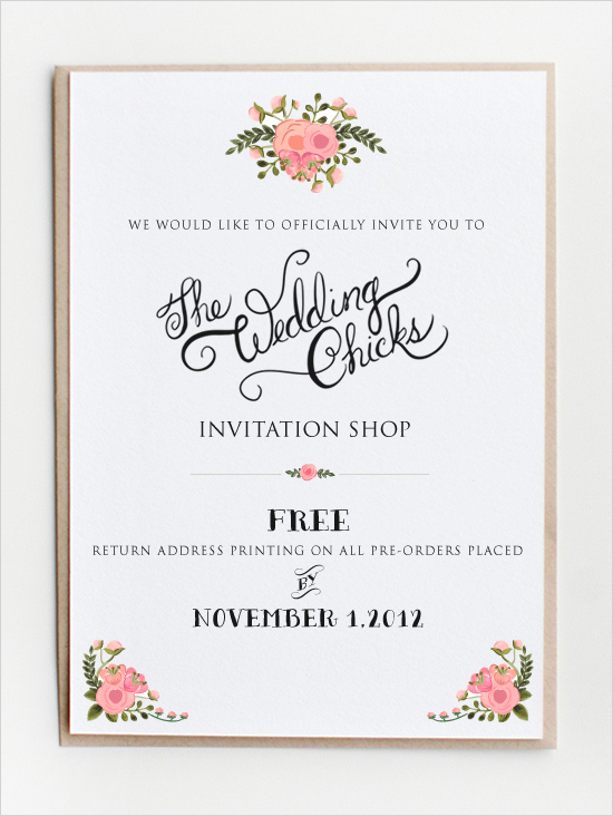 Best Wedding Invitation Sites Fresh top Ten Websites that Fer Free Printable Invitations