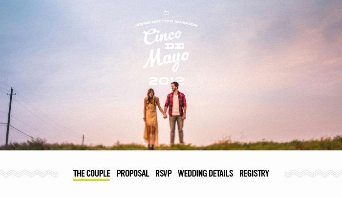 Best Wedding Invitation Sites New 20 Beautiful Wedding Invitation Website Designs Hongkiat