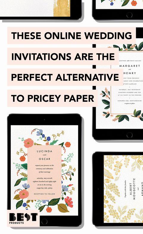 online wedding invitation websites