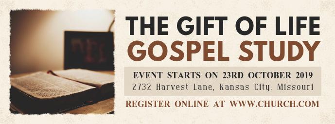Bible Study Invitation Wording Elegant Bible Study Invitation Banner Design Template