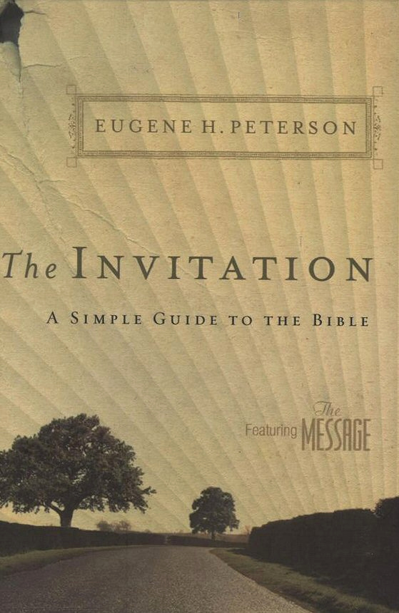 the invitation a simple guide to the bible