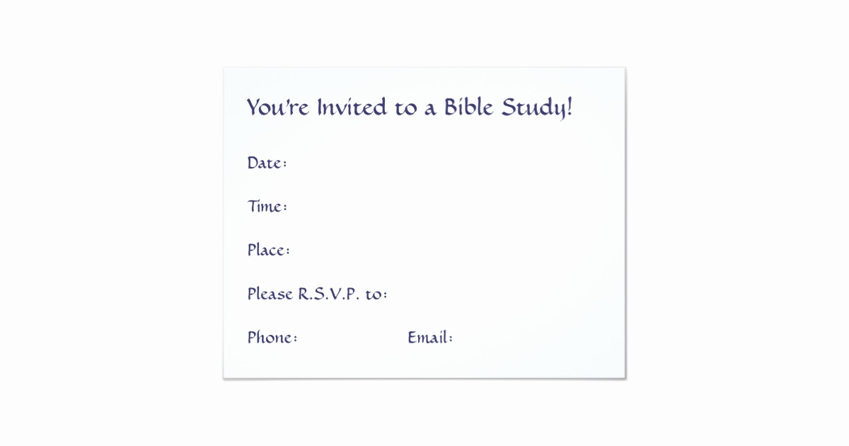 Bible Study Invitation Wording Lovely Bible Study Invitations