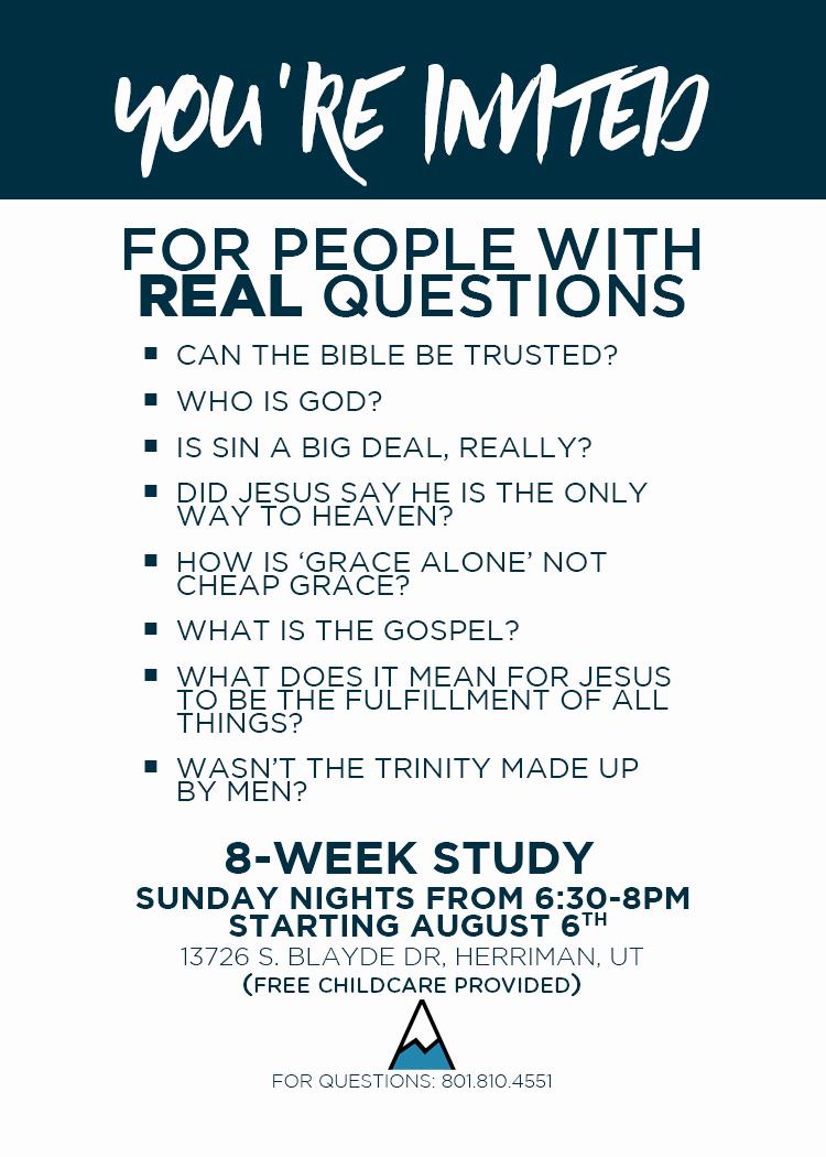Bible Study Invitation Wording Lovely Bible Study Invite Card Back