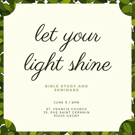 Bible Study Invitation Wording Luxury Customize 389 Church Invitation Templates Online Canva