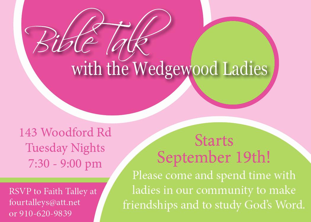 Bible Study Invitation Wording Unique Prints by Steph