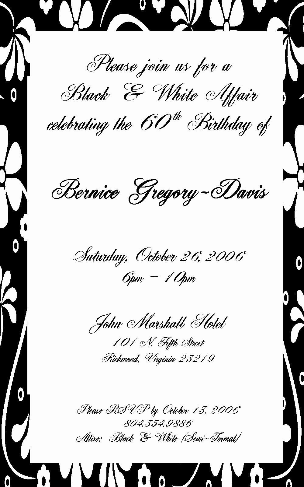 Birthday Dinner Invitation Wording Fresh Birthday Invitation Sample Party Invitation