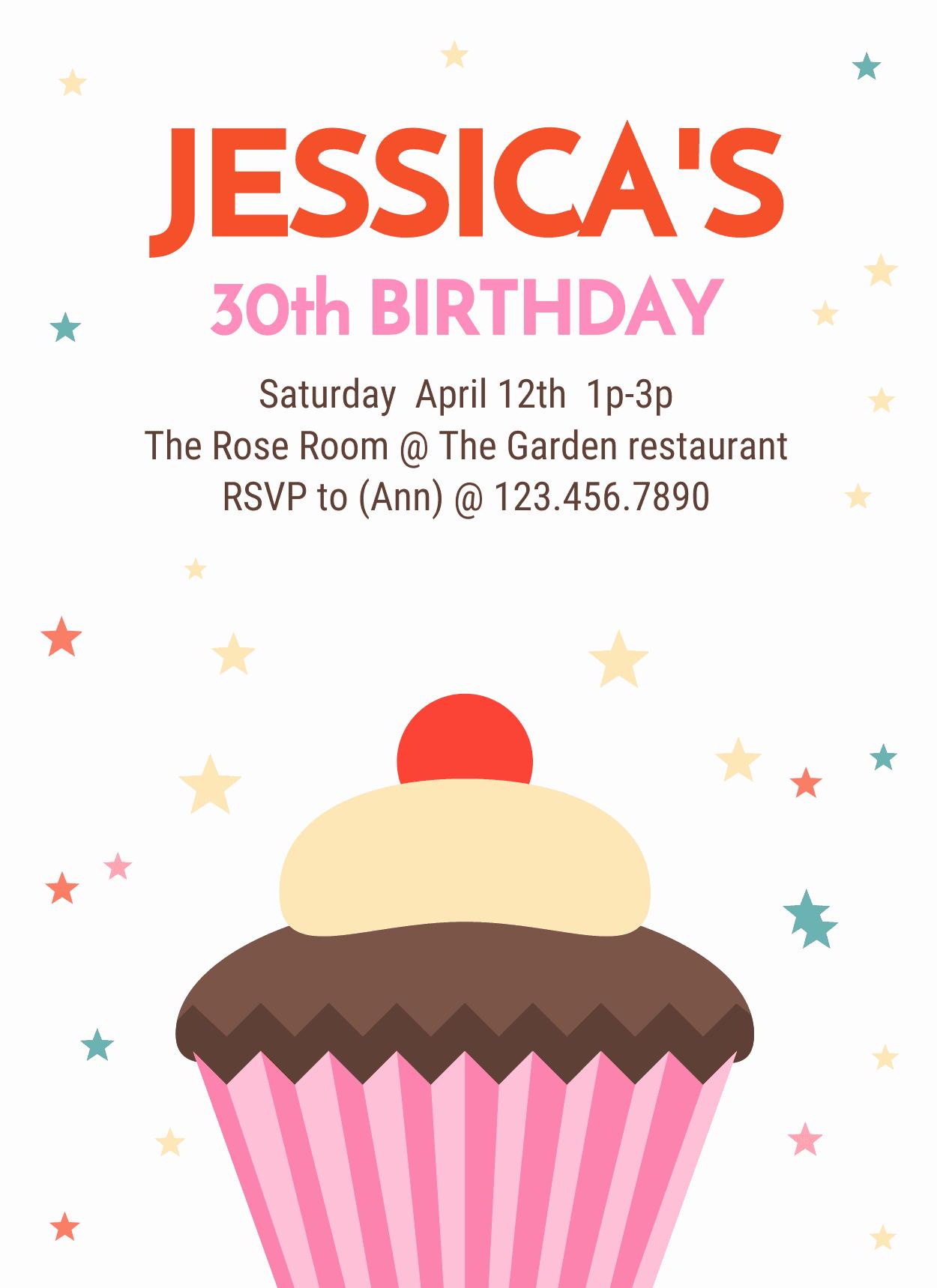 Birthday Invitation Card Template Beautiful 10 Creative Birthday Invitation Card Design Tips