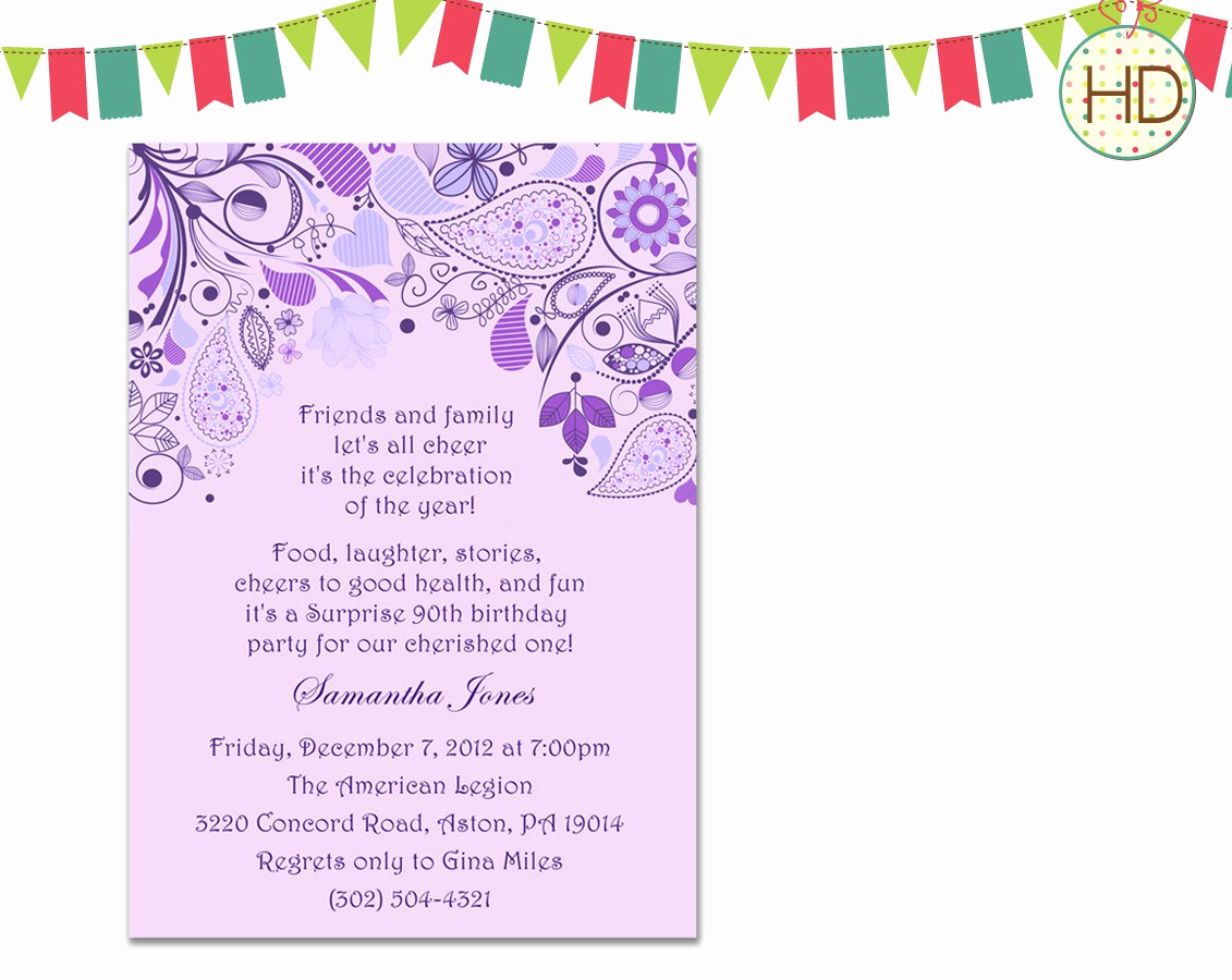 Birthday Invitation Ideas for Adults Awesome Birthday Invitations Ideas for Adults