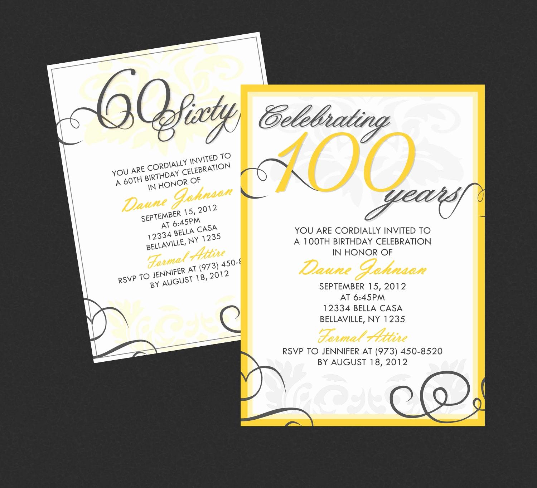 Birthday Invitation Ideas for Adults Fresh 40th Birthday Ideas Free Birthday Invitation Templates Adults