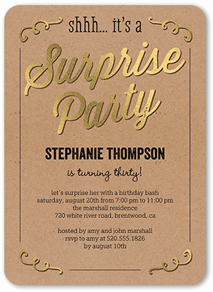Birthday Invitation Ideas for Adults Luxury 6 Create Your Own Birthday Invitations