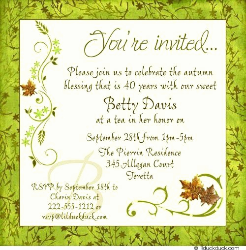 Birthday Invitation Message for Adults Lovely Adult Birthday Invitations Wording