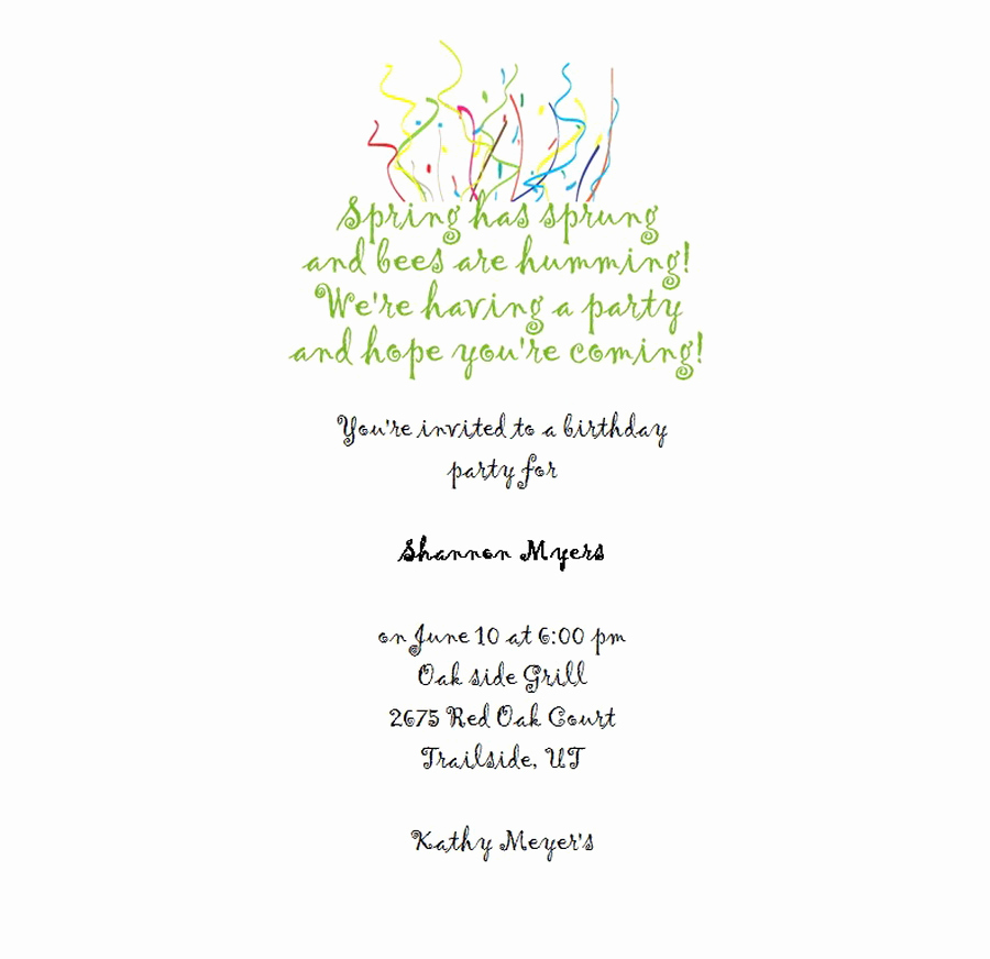 Birthday Invitation Wording for Adults Unique Adult S 21st Birthday Invitation 10 Wording